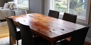 reclaimed wood rustic dining room table furniture reclaimed wood trestle dining table rustic dining tables pertaining