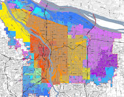 map of oregon tax lots parking and planning lessons from a map of portland land value