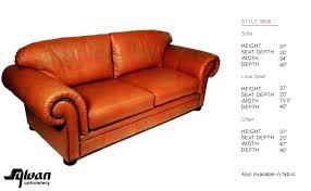 shallow seat depth sofa narrow sofa depth couch depth sofa dimensions standard sectional