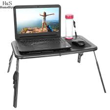 Adjustable Mobile Rolling Laptop Desk by Popular Fold Laptop Table Buy Cheap Fold Laptop Table Lots From