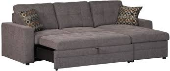 Black Sectional Sofa Bed by Sectional Sofa Px 3pcs Sand Fabric Reversible Chaise Sectional