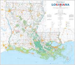 Louisiana State Map by Louisiana Loses Its Boot U2013 Matter U2013 Medium