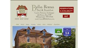 Bed And Breakfast Albuquerque Wordpress Bed And Breakfast Website Launch For New Client
