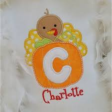 21 best thanksgiving appliques images on embroidery