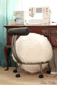 White Fluffy Chair Good White Fur Chair In Mid Century Modern Chair With Additional