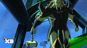 ultimate spider man warriors king goblin disney xd uk hd