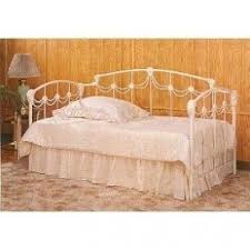 White Metal Daybed With Trundle White Metal Daybed With Trundle Foter