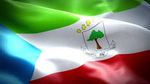 Equatorial Guinea Flag Flag Of Equatorial Guinea علم غينيا الاستوائية Youtube