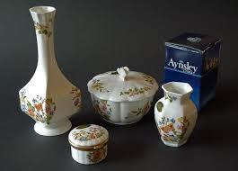 Aynsley China Cottage Garden Vase Aynsley China Cottage Garden Local Classifieds Buy And Sell In