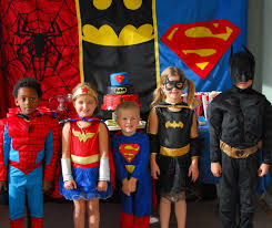 Superman Birthday Party Decoration Ideas How To Host A Super Cool Superhero Birthday Party