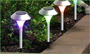 Solar Powered Landscape Lights Portfolio Landscape Path Light Solar Led Found It At Solar Powered