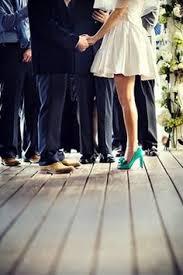 dressy shoes for wedding santa barbara elings park wedding tea length dresses green
