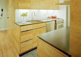 create a modern style studio apartment kitchen with ideal