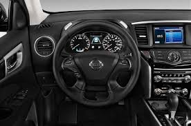 black nissan inside 2014 nissan pathfinder hybrid steering wheel interior photo