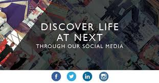 next careers welcome to the next plc careers website
