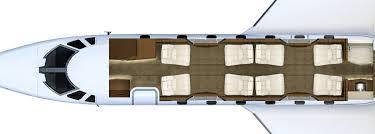 Cessna Citation X Interior Mid Size Jets Aero Dynamic Jets