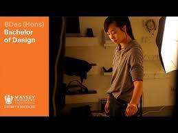 visual communication design massey bachelor of design massey university youtube
