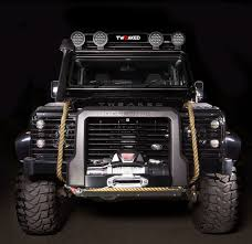 land rover truck james bond you can buy james bond u0027s blacked out land rover from u0027spectre u0027 maxim
