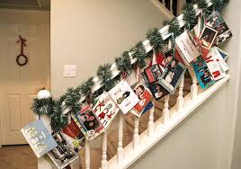 Christmas Decorations Banister 7 Simple Christmas Decorating Ideas Blindster Blog