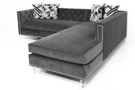 Tufted Sectional Sofas 25 Best Ideas Of Tufted Sectional Sofa Chaise