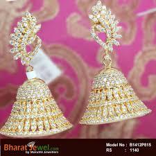 online earrings cz jumki online