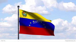 Venezual Flag Animated Flag Of Venezuela Stock Animation 1927119