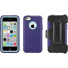 Otterbox Defender Series Rugged Protection Otterbox Defender Series Protective Case For Iphone 5c Lily 77