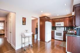 toronto ontario the greater toronto area gta residential hardwood throughout on main level upgraded kitchen with granite counter top pot lights spacious rooms with closets master bedroom with bow window
