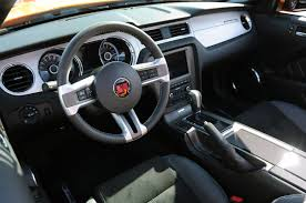 2013 Ford Mustang Interior The 2014 Saleen 351 Extreme U201cblack Label U201d Revealed