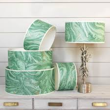 green paper lamp shades med art home design posters