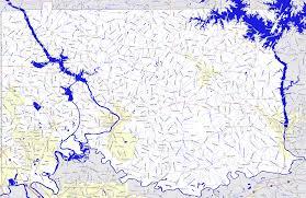Alabama Counties Map Bridgehunter Com Elmore County Alabama
