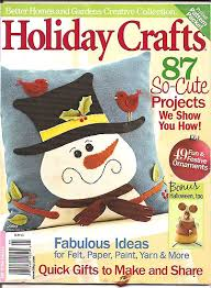Better Homes And Gardens Christmas Crafts - ravelry better homes and gardens creative collections holiday