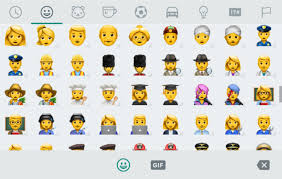 android smileys android beta brings dozens of new emoji