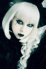 Drac Makens 3 Makeup Pinterest Makeup Makeup Ideas And Face White Hair And Goth Makeup Hairstyles U0026 Make Up I Want To Try