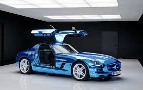 mercedes vehicles sls amg electric drive 20