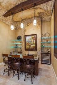 mediterranean home interiors seductive mediterranean home bar designs for leisure in your own home