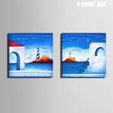 Home Decoration Painting by Online Get Cheap Oil Painting House Aliexpress Com Alibaba Group