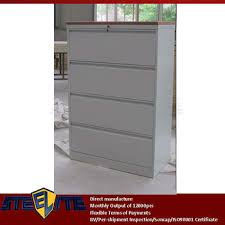 4 drawer base cabinet lockable extra wide metal 4 drawers divider cabinet furniture