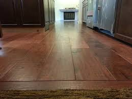 Rustic Wide Plank Flooring Unfinished Rustic Hickory Flooring Design Ideas And Decor