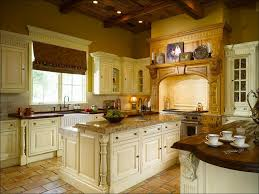 kitchen brown painted cabinets wooden cupboard painting old