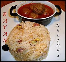 cuisiner vermicelle de riz recette de daoud bacha et riz vermicelle pilaf