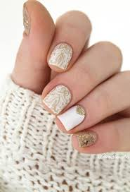 1188 best nail candy images on pinterest make up gold glitter