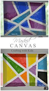masked canvas for kids 100 things 2 do