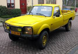 peugeot pickup file 1986 peugeot 504 pick up dangel 4x4 jpg wikimedia commons