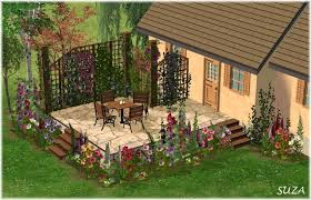 Sims 3 Garden Ideas I These New Plants From Simply Styling Newest Update