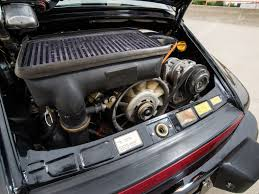 porsche 930 turbo engine rm sotheby u0027s 1989 porsche 911 turbo coupe motor city 2015
