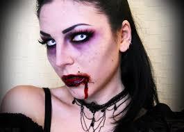 vampire halloween makeup youtube