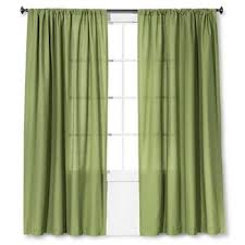 Lime Green Sheer Curtains Green Curtains Target