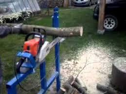 Firewood Saw Bench Homemade Log Wood Holder For Chainsaw Log Saw Bench Log Saw Saw