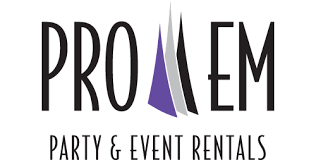 party rental companies pro em party event rentals